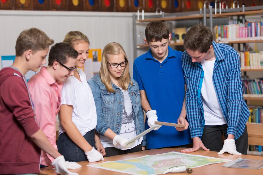 Teamwork in der Schule