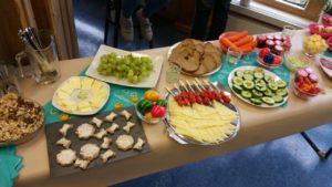 Kooperationsprojekt Germersheim-Wörth im Schüler-Café